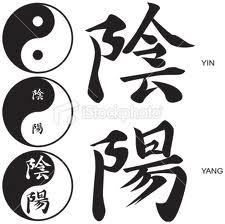 Tai Ji - Yin / Yang