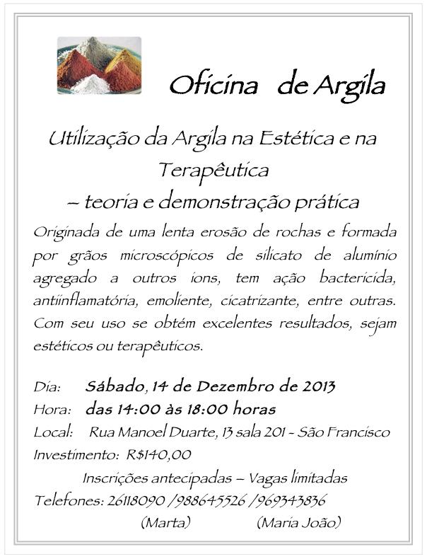 Of. ARGILA