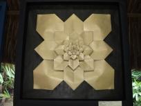 ... hydrangea tessellation...