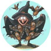 Bruxa Engraçada