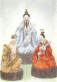 Os Três Reis Celestiais