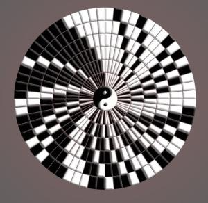 Mandala do I Ching, thetaobums.com